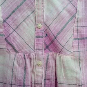 OshKosh B'gosh Shirts & Tops - OshKosh Girls Flannel Top